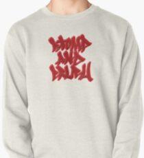 Stomp and Crush Pullover Sweatshirt
