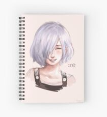 Touka :re Spiral Notebook
