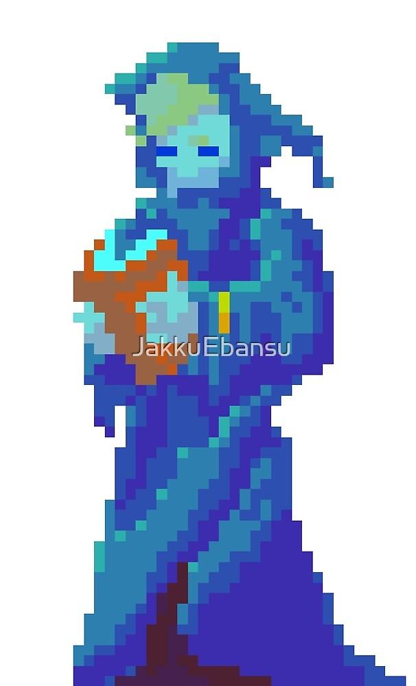 I am a Summoner by JakkuEbansu