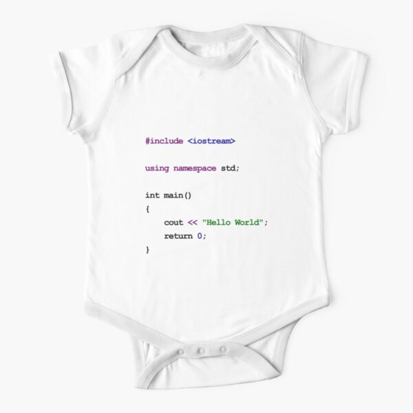My Name is Ada Personalized Name Baby Romper Mashed Clothing Hello