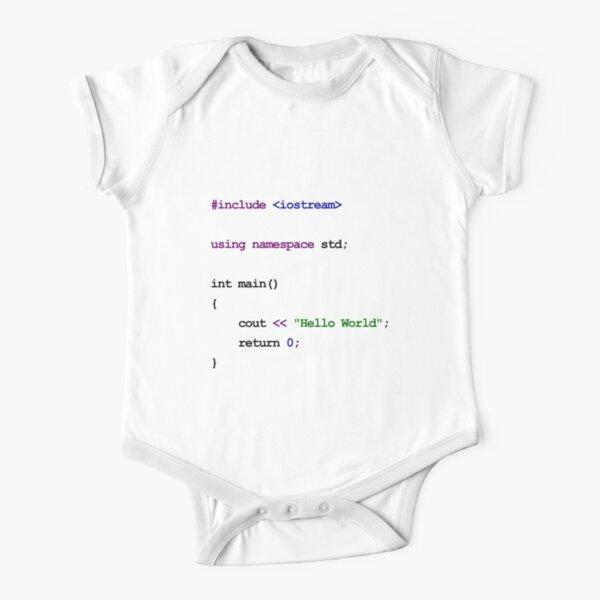 Unicorn Poop Violet Newborn Baby Short Sleeve Retro Romper Infant Summer Clothing