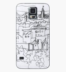OLD TOWN(C2007) Case/Skin for Samsung Galaxy