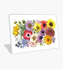 Plant These Save the Bees Laptop Skin