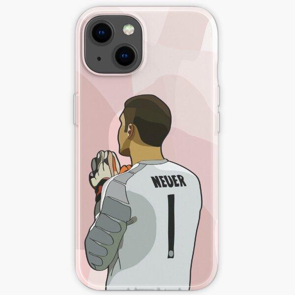 Manuel Neuer - Nummer Eins iPhone Flexible Hülle
