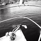 Boat Bow Upper Lough Erne by alexandriaiona