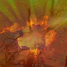 Aflame From Within by MaeBelle