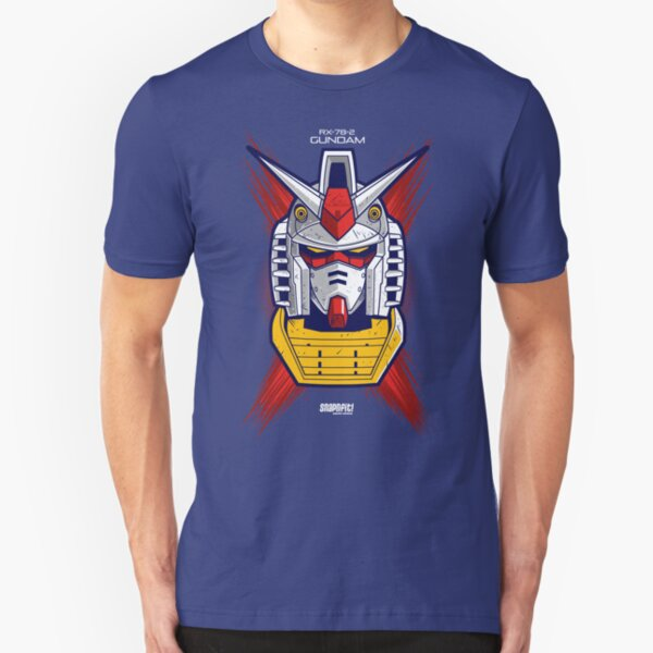 RX-78 Slim Fit T-Shirt