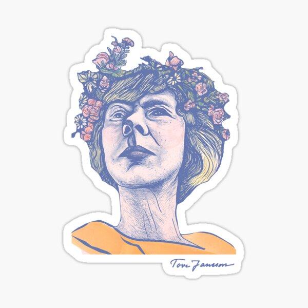 Tove Jansson Sticker