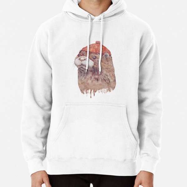 Otter Pullover Hoodie
