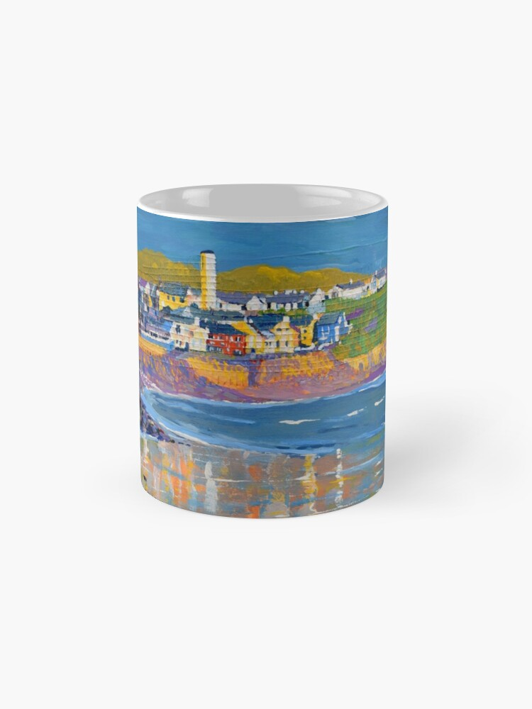 Alternate view of Lahinch (County Clare, Ireland) Mugs