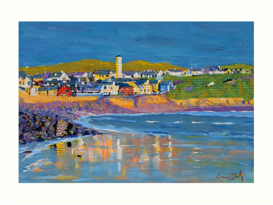Lahinch (County Clare, Ireland) by eolai