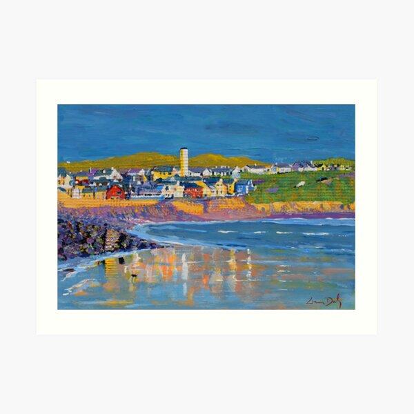 Lahinch (County Clare, Ireland) Art Print