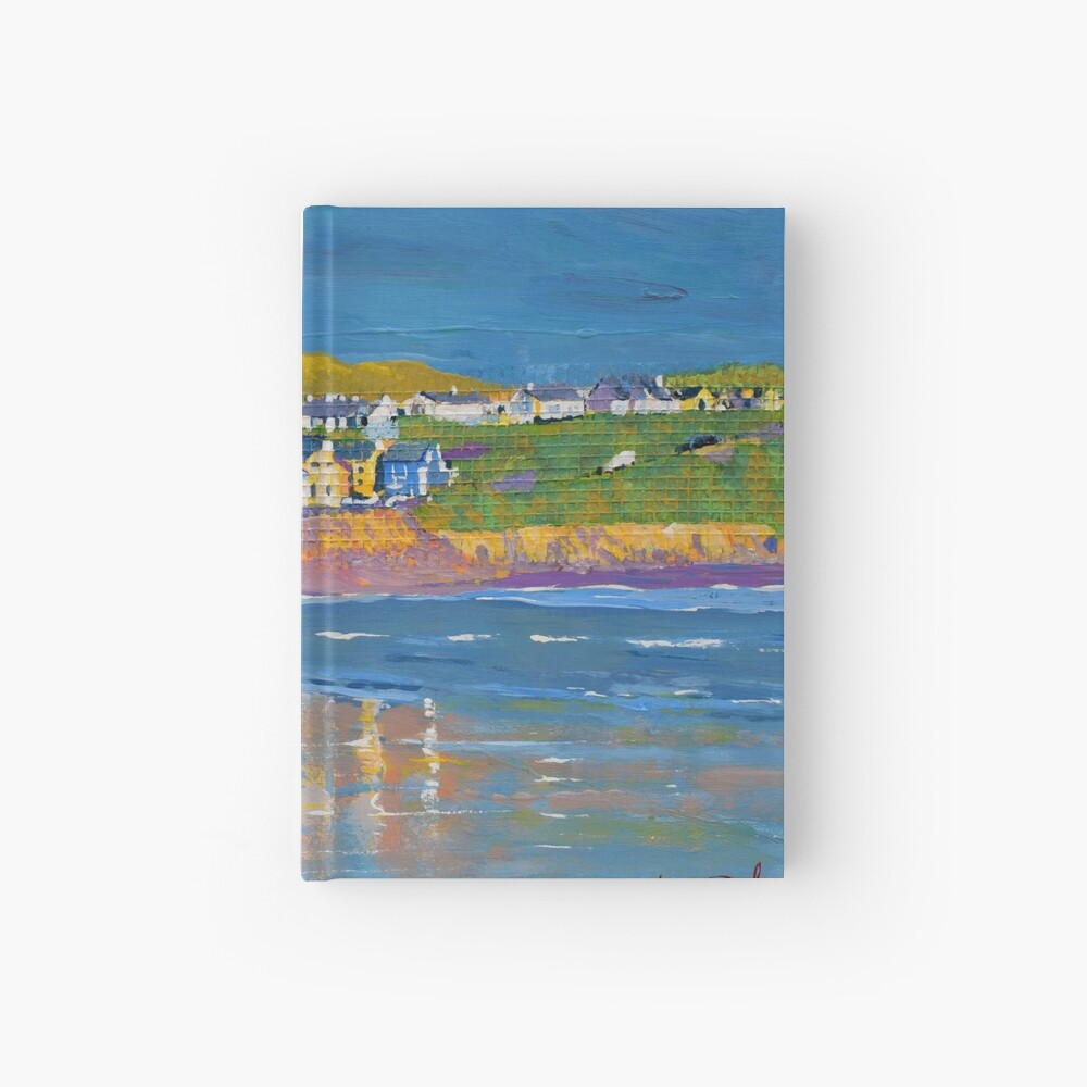Lahinch (County Clare, Ireland) Hardcover Journal