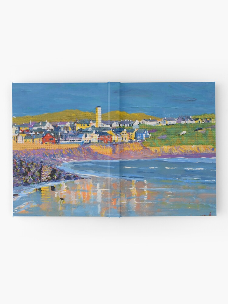 Alternate view of Lahinch (County Clare, Ireland) Hardcover Journal