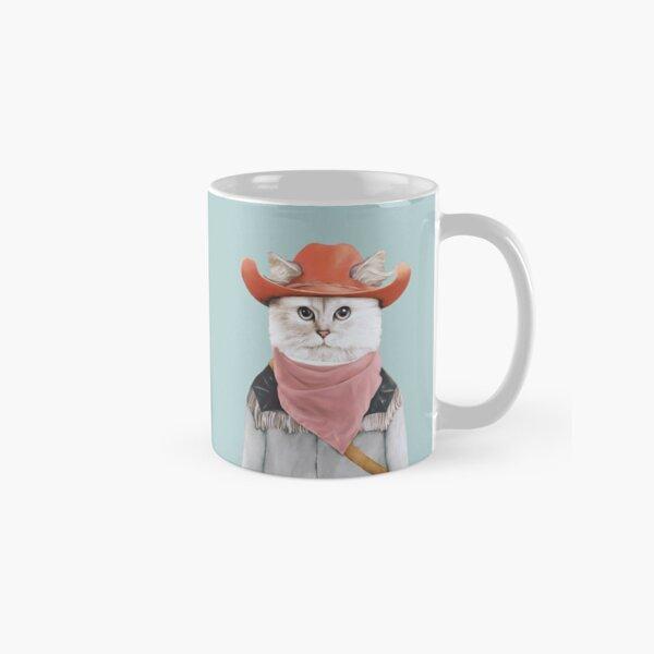 Rodeo Cat Classic Mug