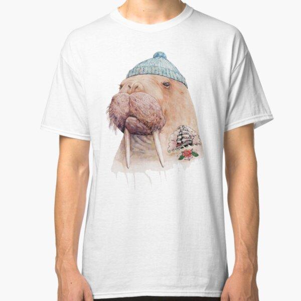 Tattooed Walrus Classic T-Shirt