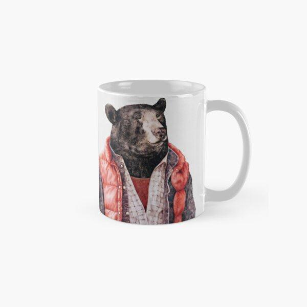 Ours noir Mug classique