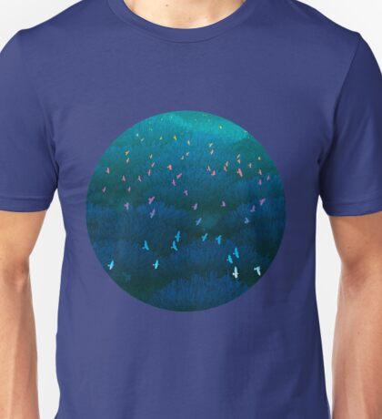 Amazonian Flight Unisex T-Shirt