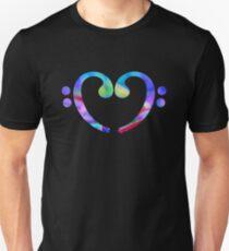 Music Heart  Notes T-Shirt