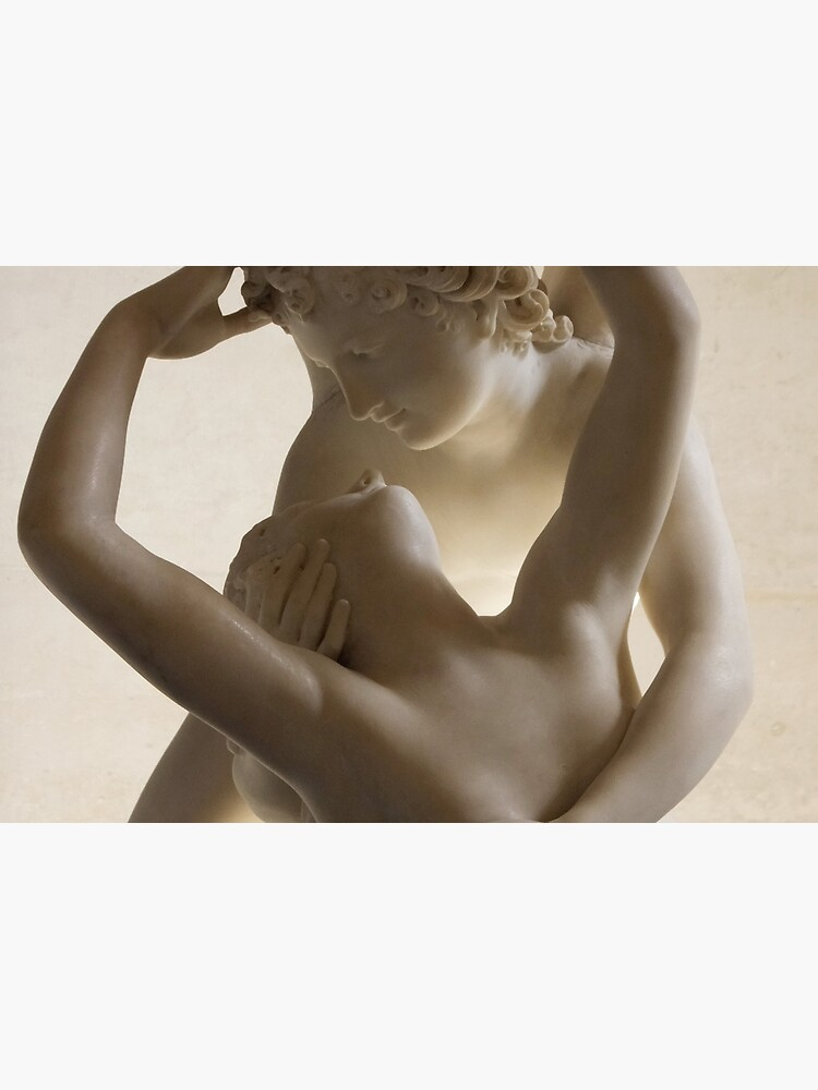 Psyche Revived by Cupids Kiss (Canova-Detail) by Charlesjsawyer