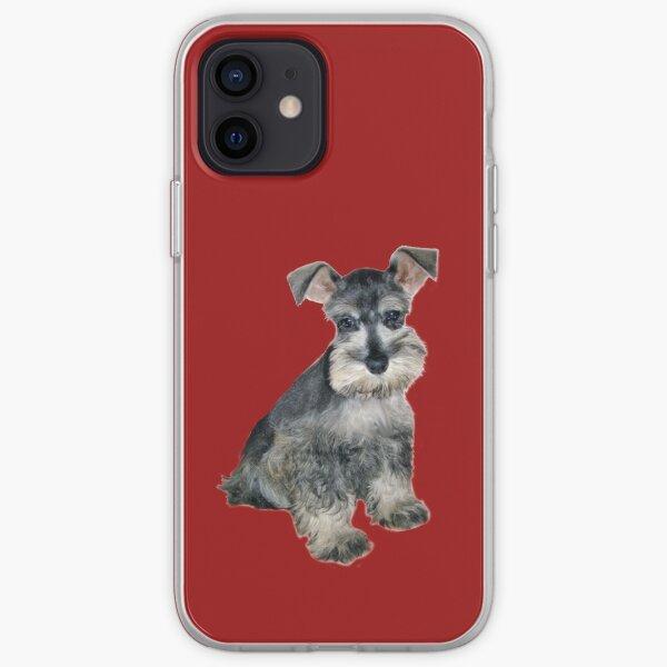 Schnauzer - Miniature (#3) iPhone Soft Case