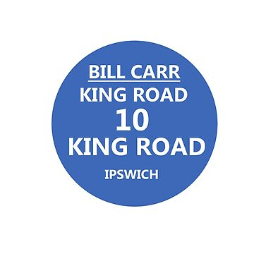 Bill Carr - 10 King Road..... Ipswich by NeonArcade87