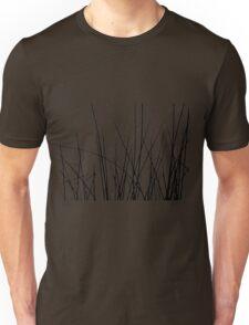 Water grass (black) (T-Shirt) Unisex T-Shirt