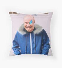 Dr Phil Sans Meme Throw Pillow