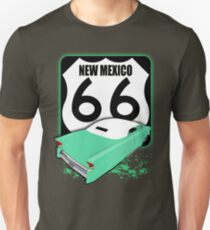 New Mexico Route 66 Unisex T-Shirt