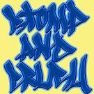 Stomp and Crush - 2015 - Blue by thesunsetkid