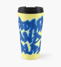 Stomp and Crush - 2015 - Blue Travel Mug