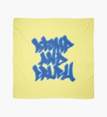 Stomp and Crush - 2015 - Blue Scarf