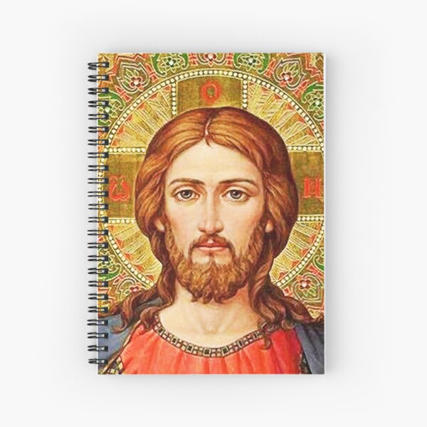 The Icon Spiral Notebook