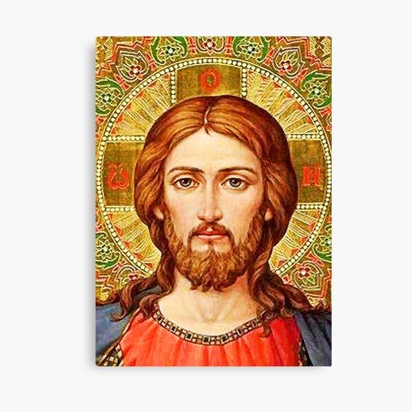 The Icon Canvas Print