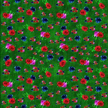 Lovers Roses by NicoleK-design