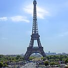 Eiffel Tower - Tour Eiffel Paris France by Buckwhite
