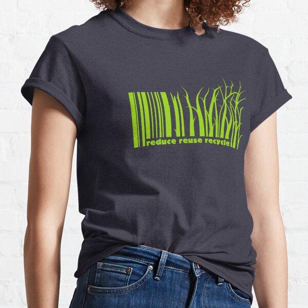 Reduzieren Sie die Wiederverwendung Classic T-Shirt