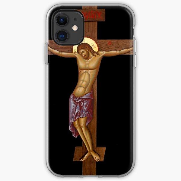 Jesus Cross iPhone Soft Case