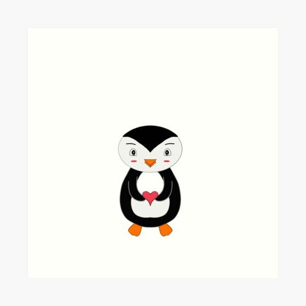 Damas Navidad Pingüinos Azul Calcetines BN