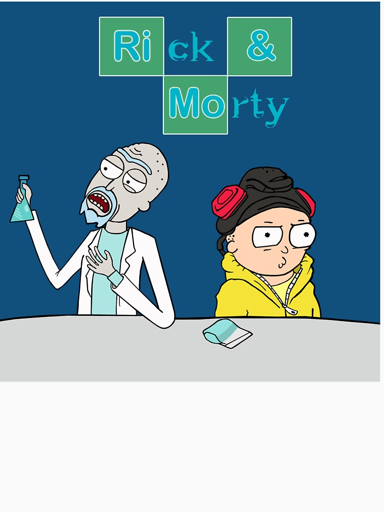 TShirtGifter presents: Breaking Morty | Unisex T-Shirt