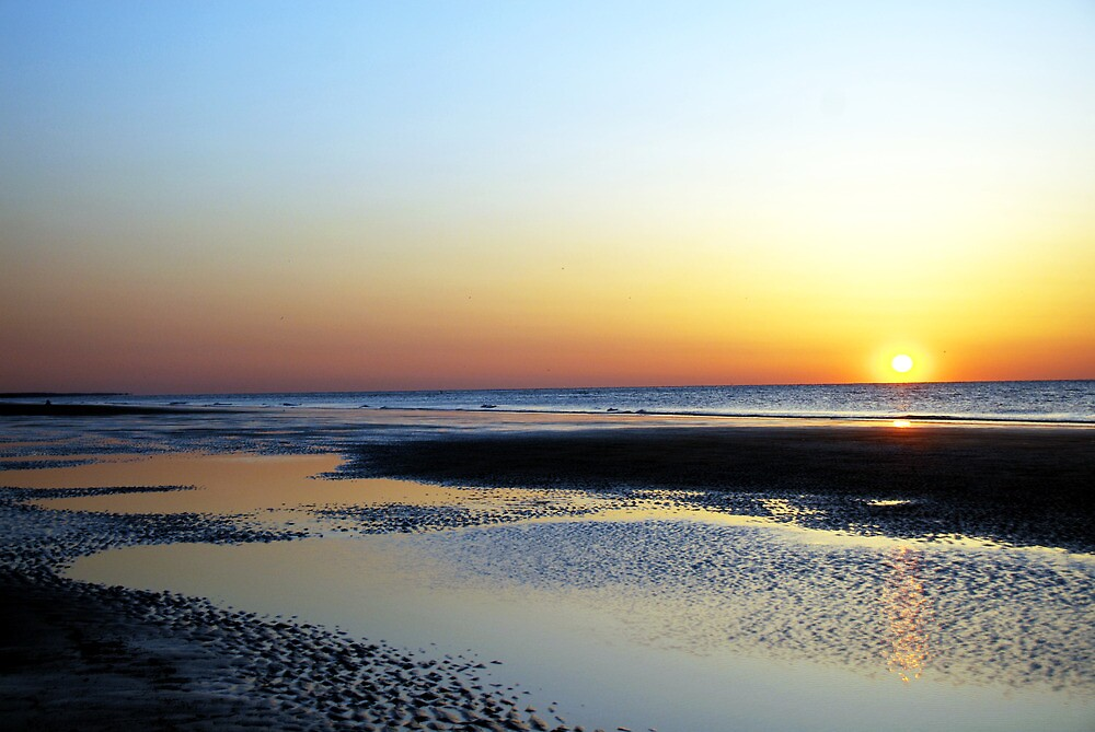 Sunrise at Hilton Head by Jeanne Sheridan