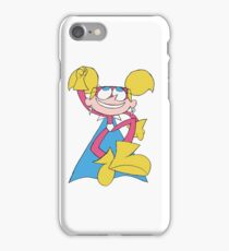 Diva Dynamite Flying iPhone Case/Skin