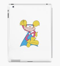 Diva Dynamite Flying iPad Case/Skin