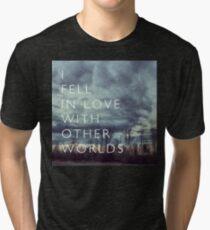 I Fell in Love Tri-blend T-Shirt