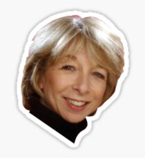 Gail Platt Sticker