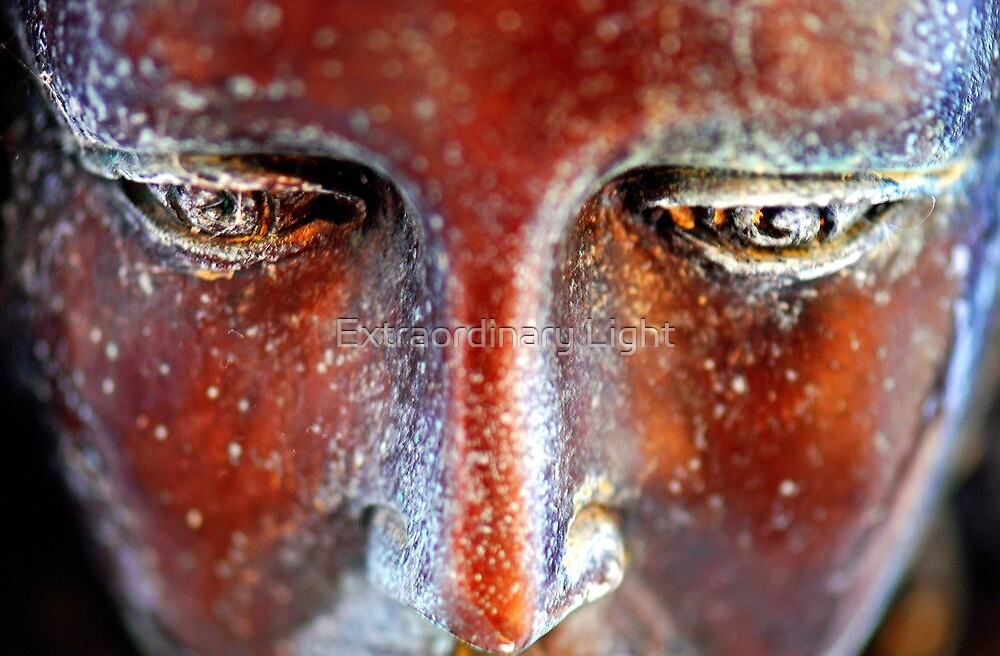 Sculpted Angel Eyes by Renee Hubbard Fine Art Photography