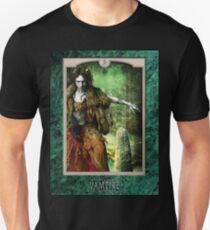 Lhiannon - Green Marble Unisex T-Shirt