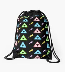 Totally Tubular Drawstring Bag