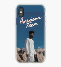 Khalid American Teen Case iPhone Case