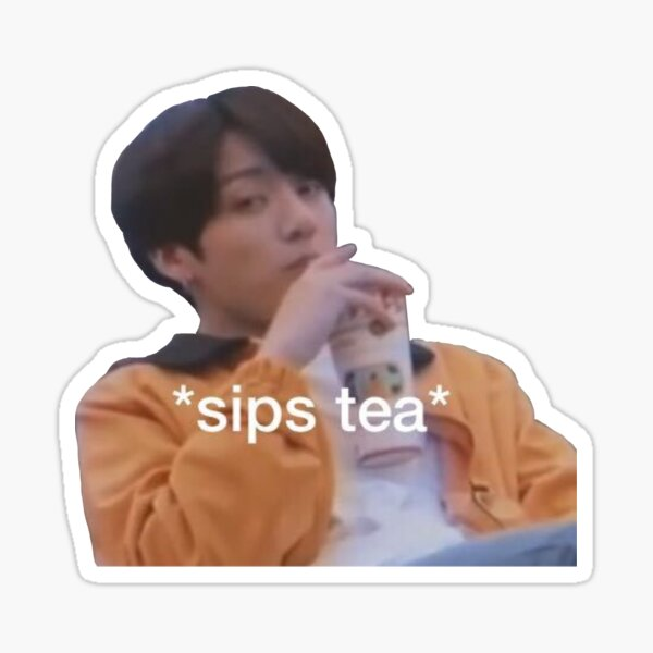 Bts Meme Stickers Redbubble